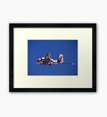 Grumman Tracker @ RAN Nowra Airshow, Australia 1997 Framed Print