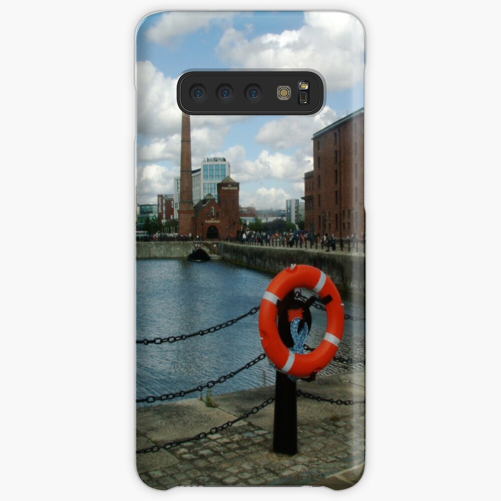 Liverpool Docks Case & Skin for Samsung Galaxy