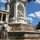Fountain  by Sherry Freeman
