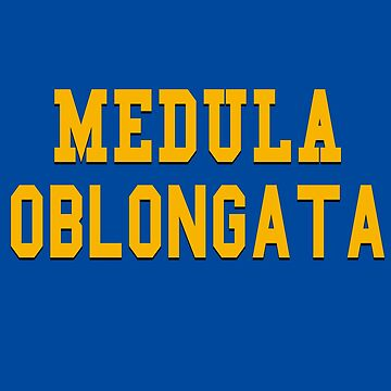 Medula Oblongata - Waterboy Quote by everything-shop
