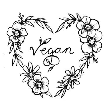 Vegan by ivyklomp