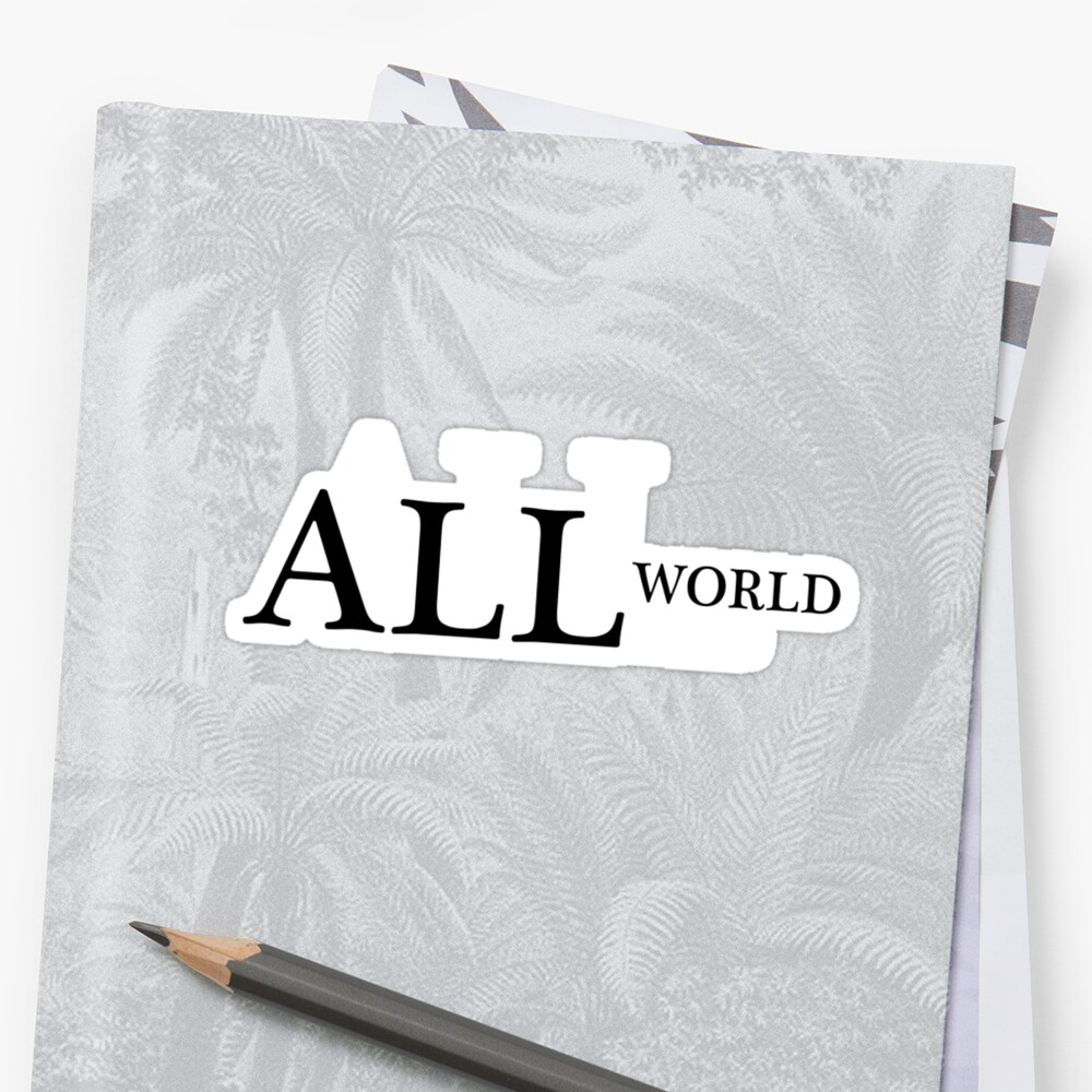 Word Puzzle Series: Small world after all by Katerina Down