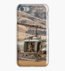RNZAF Rescue Helicopter iPhone Case/Skin