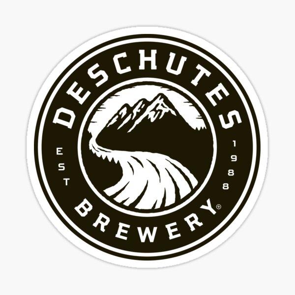 Deschutes Brewery Official Logo Sticker