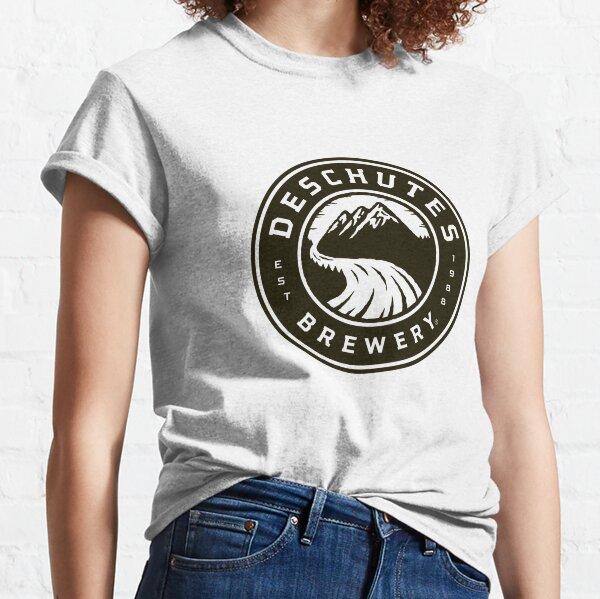 Deschutes Brewery Official Logo Classic T-Shirt