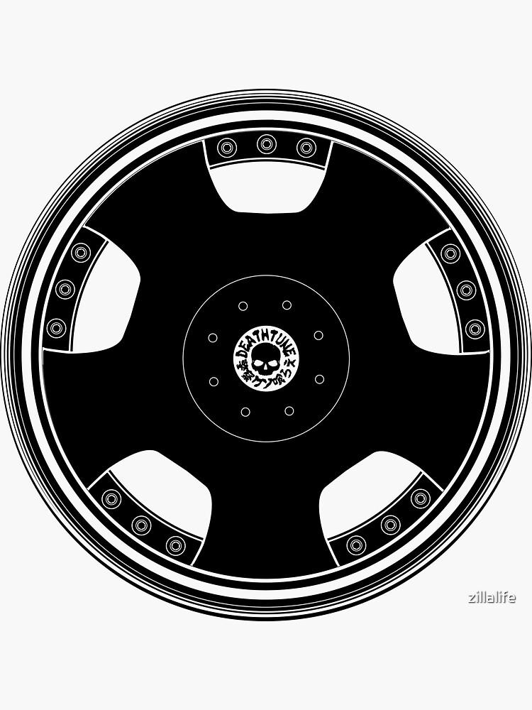 Nissan R33 Skyline White