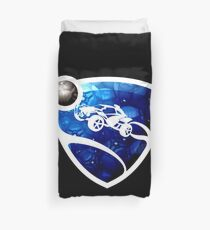 Rocket league logo Duvet Cover