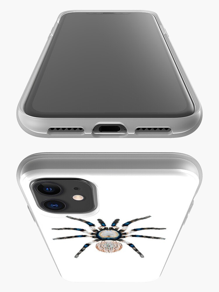 Alternate view of Desert Spider Hues iPhone Case & Cover