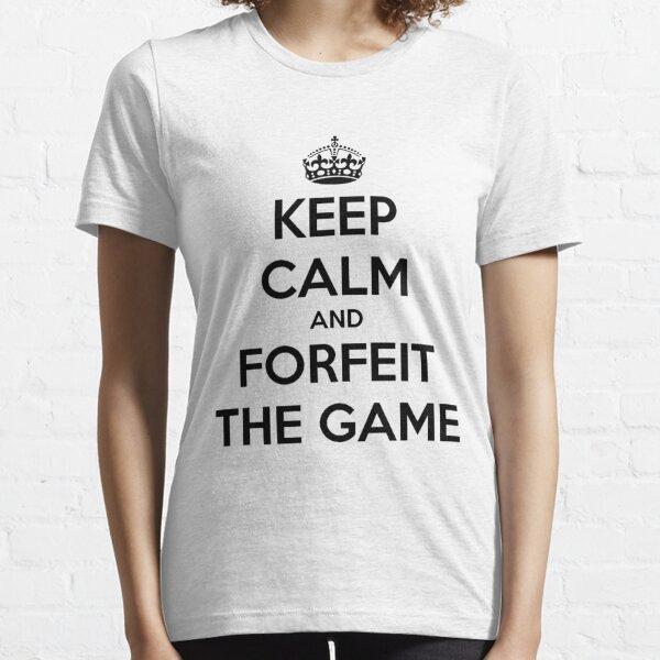 Pérdida de pls Camiseta esencial