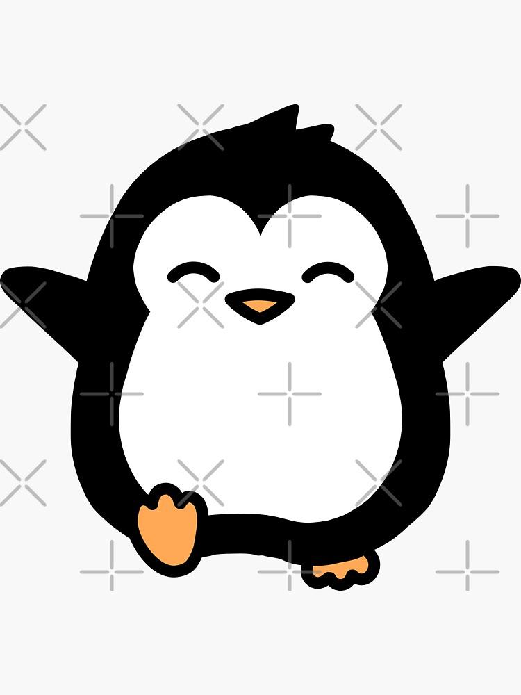 Penguin by littlemandyart
