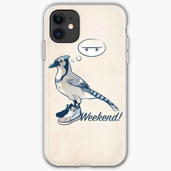 Weekend! iPhone Flexible Hülle