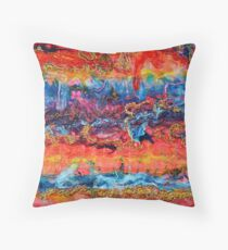 Unabashed Throw Pillow