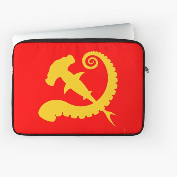 OCTOPIST PARTY Laptop Sleeve