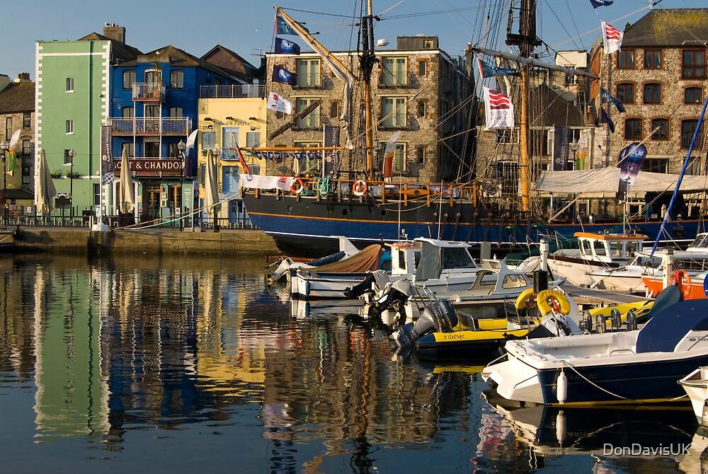 Plymouth Barbican UK. by DonDavisUK