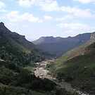 Drakensburg, South Africa, Sept 2004 by Paul Plunkett