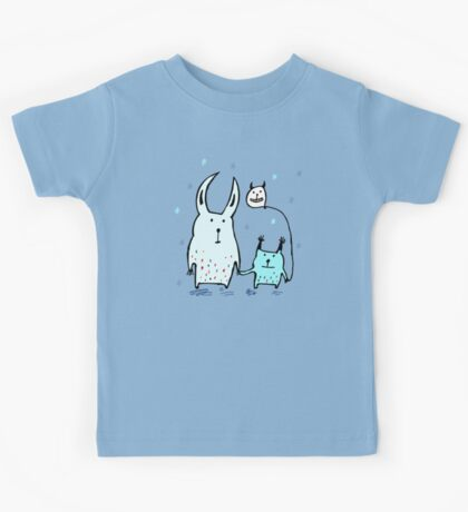 Two Little Monsters Kids Clothes