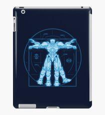 Vitruvian Jaeger iPad Case/Skin