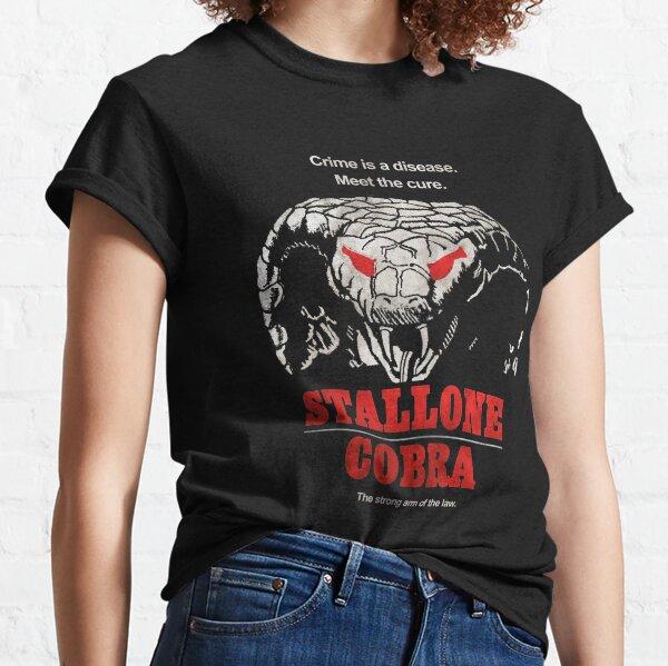 Stallone Cobra T-shirt classique