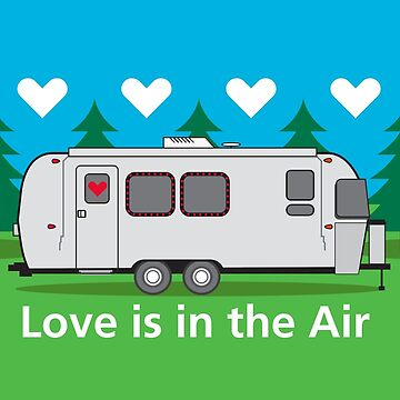 Love is in the Air by Landrigan