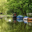 Union Canal by Kasia-D