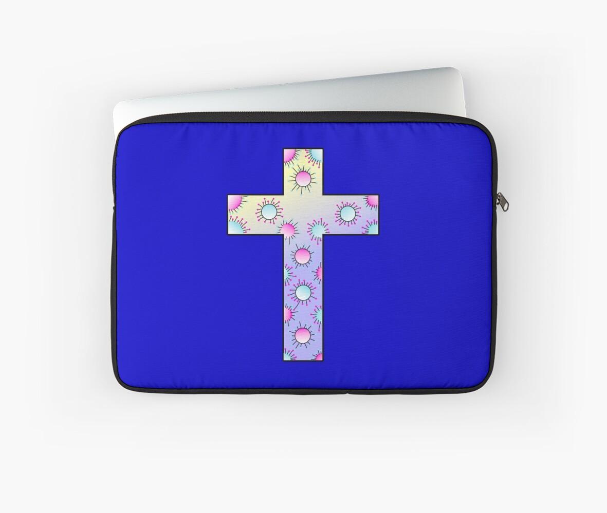 Kreuz Happy Dots von Ellesson