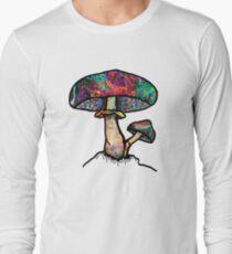 Papa Shroom  Long Sleeve T-Shirt