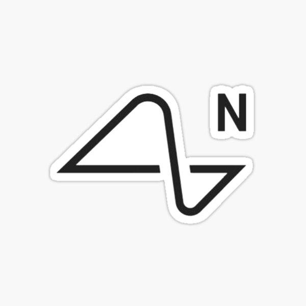 Neuralink Logo Sticker