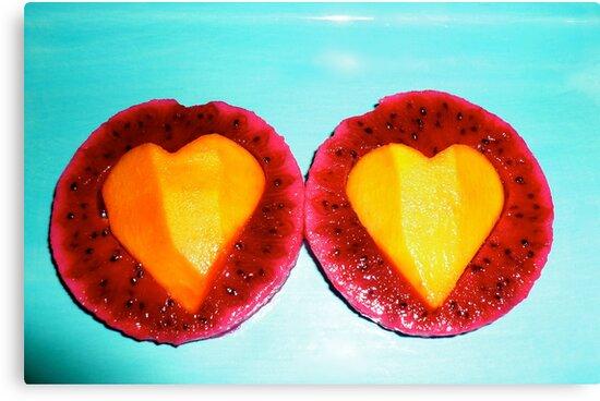 Healthy Hearts by D. D.AMO