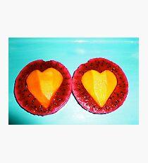 Healthy Hearts Photographic Print