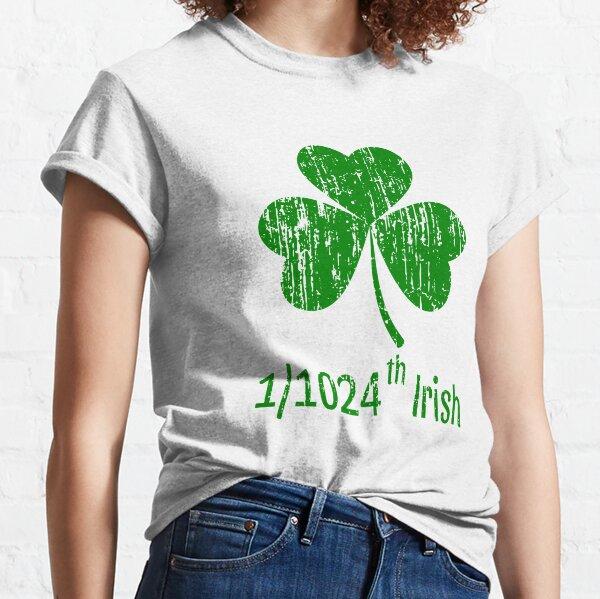 1/1024th Irish Classic T-Shirt
