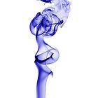 Smoke -- Blue 2 by Rachael Martin