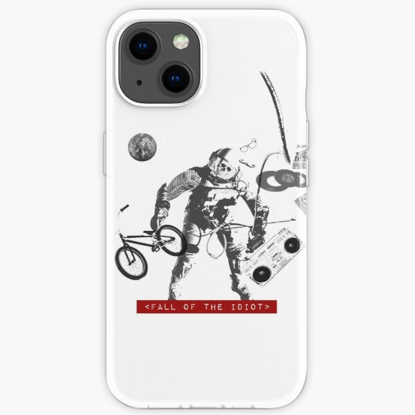 Fall of the Idiot iPhone Soft Case