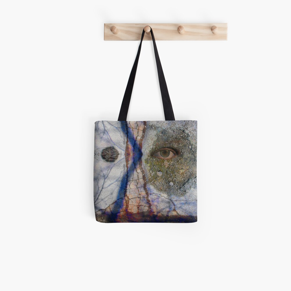 Emotional Disfiguration Tote Bag