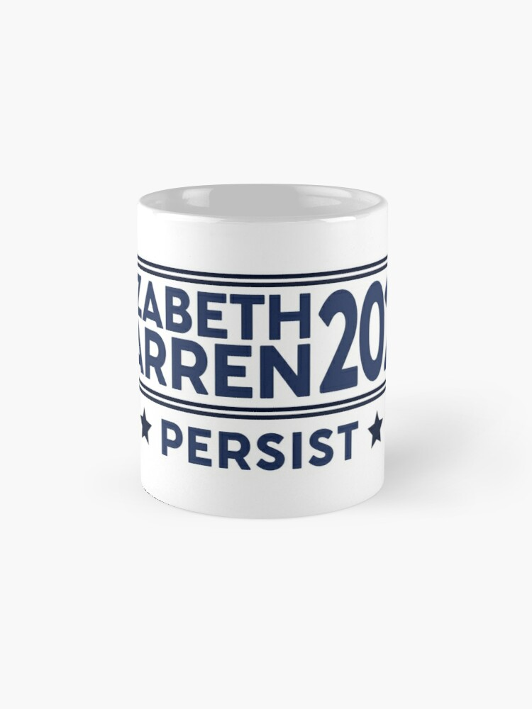 Alternate view of Elizabeth Warren for President 2020 Mug