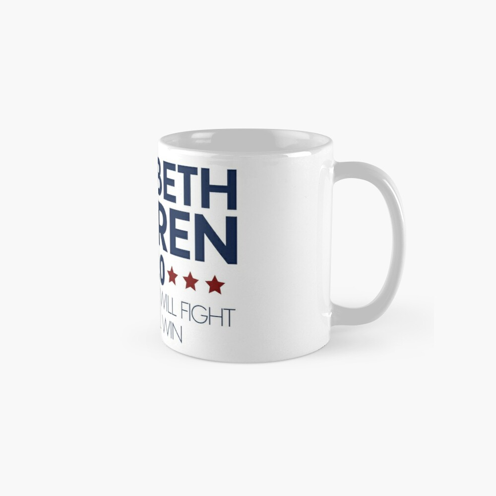 Elizabeth Warren for President 2020 Classic Mug
