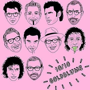 Jeff Goldblum - 10/10 Goldblums by jpearson980