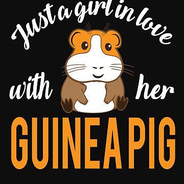 Girl guinea pig love by tarek25
