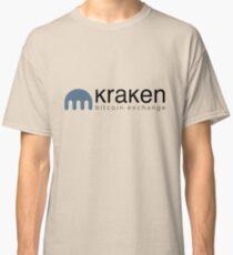Kraken - Bitcoin Exchange Classic T-Shirt