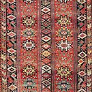 Sumakh East Caucasus Embroidery by Vicky Brago-Mitchell
