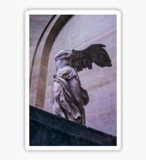Winged Victory of Samothrace Sticker