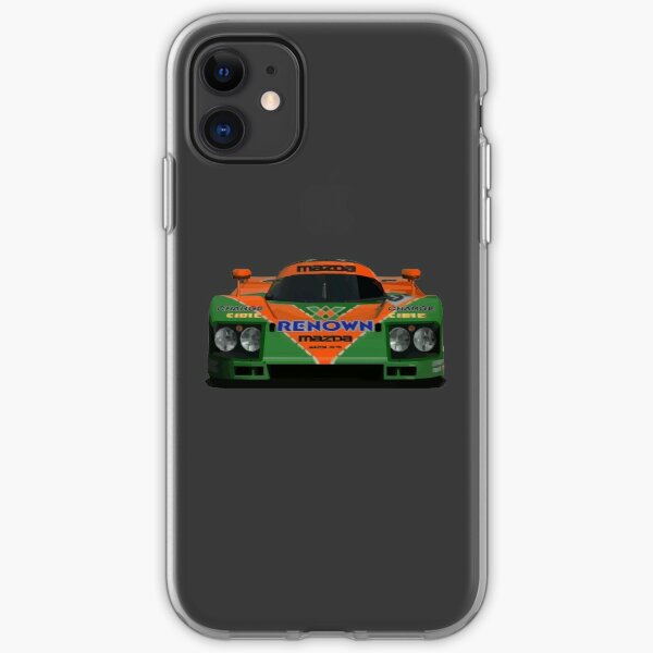 Mazda 787B iPhone Soft Case