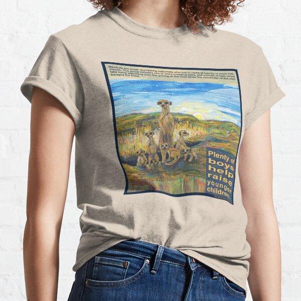 Family Business (Meerkat) Classic T-Shirt