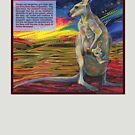 Choice (Red kangaroo) by Gwenn Seemel