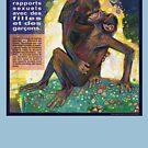 Le baiser (Le bonobo) by Gwenn Seemel