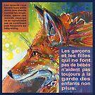 Rusé (Le renard roux) by Gwenn Seemel