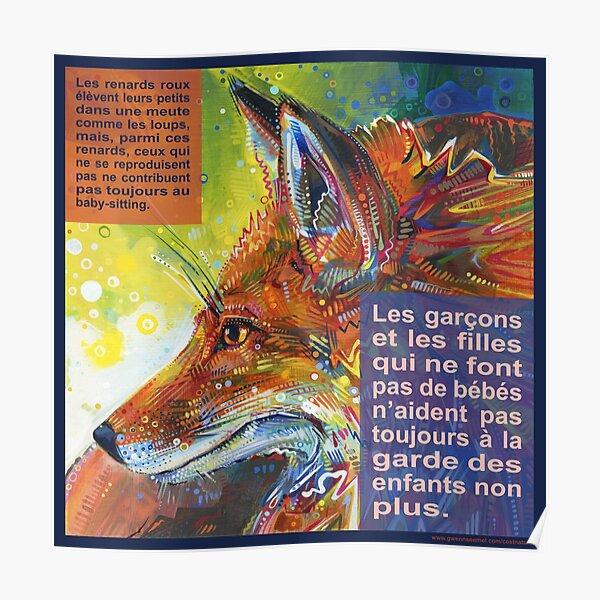 Rusé (Le Renard Roux) Poster