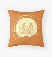 I am the Kwisatz Haderach Throw Pillow