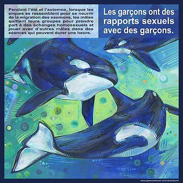 Une soirée entre potes (L'orque) by gwennpaints