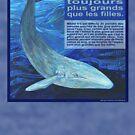 La grosse mère (La baleine bleue) by Gwenn Seemel