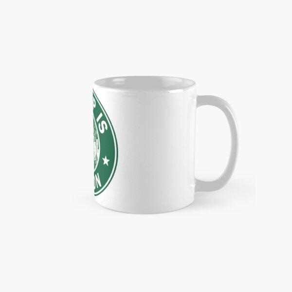 Taza de café Hannigram Taza clásica